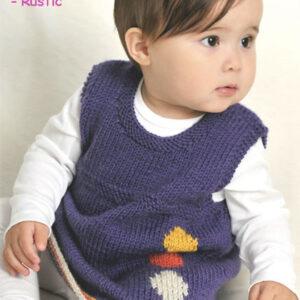 Baby Vital strikkeopskrift no 46