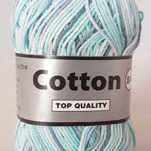 Cotton 8/4 - Bomuldsgarn - Flerfarvet - 622