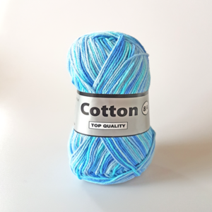 Cotton 8/4 - Bomuldsgarn - Flerfarvet -623
