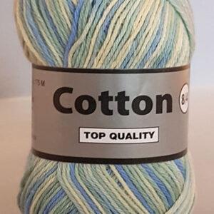 Cotton 8/4 - Bomuldsgarn - Flerfarvet - 625