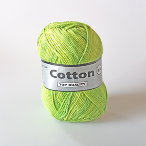 Cotton 8/4 - Bomuldsgarn - Flerfarvet - 627