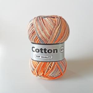 Cotton 8/4 - Bomuldsgarn - Flerfarvet - 632