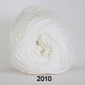 Cotton 8/8 fv 2010 Råhvid