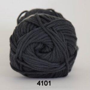 Cotton 8/8 fv 4101 Mørk Grå