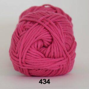 Cotton 8/8 fv 434 Pink