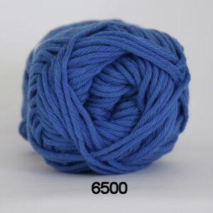 Cotton 8/8 fv 6500 Cobolt Blå