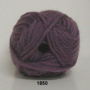 Hjertegarn Ragg-Strømpegarn - 1850 Mørk Lavendel