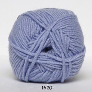 Hjertegarn Extrafine Merino 120 Garn - fv 1620 Lavendel