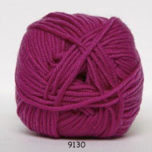 Hjertegarn Extrafine Merino 120 Garn - fv 9130 Pink
