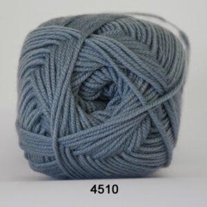 Hjertegarn Extrafine Merino 150 Garn - fv 4510 Due Blå