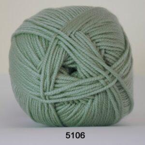 Hjertegarn Extrafine Merino 150 Garn - fv 5106 Pastel Mint