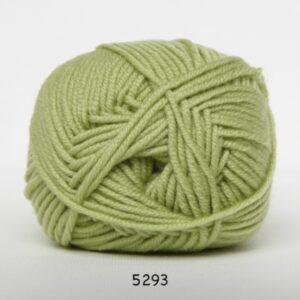 Hjertegarn Extrafine Merino 150 Garn - fv 5293 Pastelgrøn