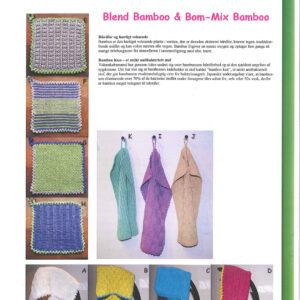 Opskrift til karklude og håndklæder.