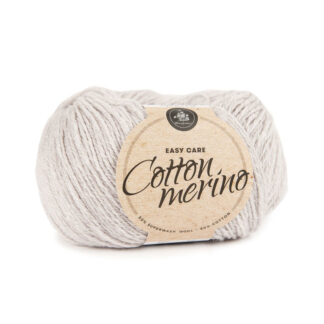Mayflower Cotton Merino - Merinould & Bomuldsgarn - Fv 002 Sand