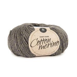 Mayflower Cotton Merino - Merinould & Bomuldsgarn - Fv 003 Grå