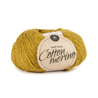 Mayflower Cotton Merino - Merinould & Bomuldsgarn - Fv 011 Oliven