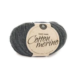 Mayflower Cotton Merino - Merinould & Bomuldsgarn - Fv 012 Orion Blue