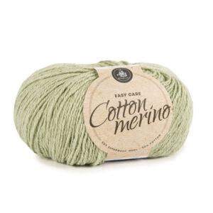 Mayflower Cotton Merino - Merinould & Bomuldsgarn - Fv 014 Desert Sage