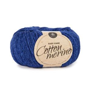 Mayflower Cotton Merino - Merinould & Bomuldsgarn - Fv 015 Koksblå