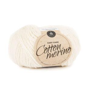 Mayflower Cotton Merino - Merinould & Bomuldsgarn - Fv 016 Natur