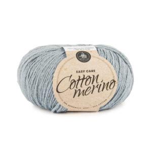Mayflower Cotton Merino - Merinould & Bomuldsgarn - Fv 018 Lys Aquamarine