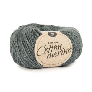 Mayflower Cotton Merino - Merinould & Bomuldsgarn - Fv 019 Mørk Aquamarine