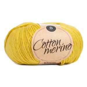 Mayflower Cotton Merino - Merinould & Bomuldsgarn - Fv 024 Varm Oliven