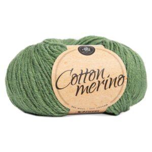 Mayflower Cotton Merino - Merinould & Bomuldsgarn - Fv 028 Myrtegrøn