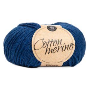 Mayflower Cotton Merino - Merinould & Bomuldsgarn - Fv 029 Limogesblå