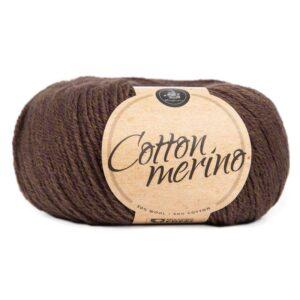 Mayflower Cotton Merino - Merinould & Bomuldsgarn - Fv 030 Bregnebrun