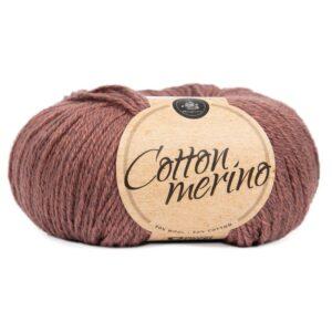 Mayflower Cotton Merino - Merinould & Bomuldsgarn - Fv 039 Cognac