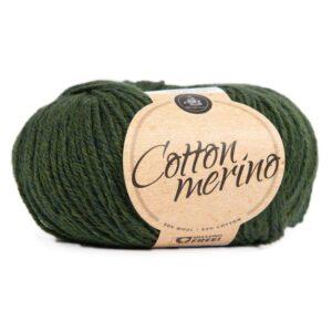 Mayflower Cotton Merino - Merinould & Bomuldsgarn - Fv 041 Grønne Enge