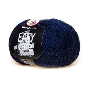 Mayflower Easy Care - Merino Uldgarn - Fv. 009 Midnatsblå