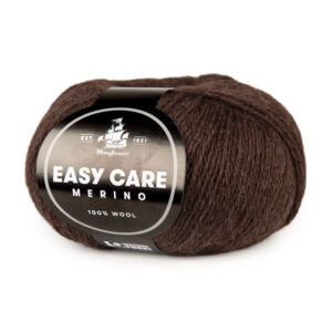 Mayflower Easy Care - Merino Uldgarn - Fv. 045 Kastanjebrun