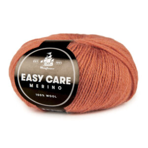 Mayflower Easy Care - Merino Uldgarn - Fv. 047 Brændt Sienna
