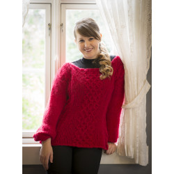"""ava"" genser - viking design 1714-13 kit - s-l - viking alpaca maya"