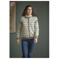 """borghild"" kofte - viking design 2112-4 kit - xs-xxxl - viking"