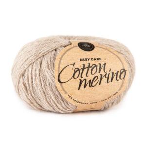 Mayflower Cotton Merino Melange garn - Fv 202 Sand